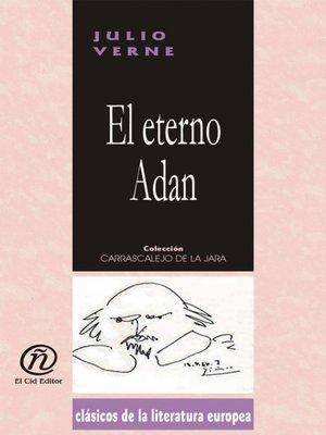 cover image of El eterno Adan