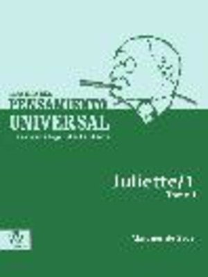 cover image of Juliette/1, Tomo 1