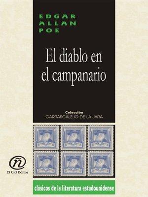 cover image of El diablo en el campanario