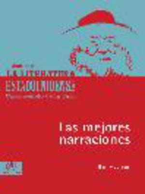cover image of Las mejores narraciones
