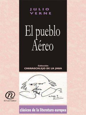 cover image of El pueblo aéreo