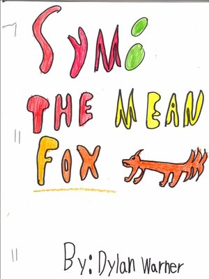 cover image of Sym: The Mean Fox