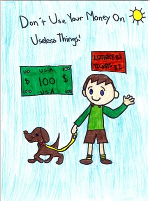 cover image of Don't Use Your Money On Useless Things!