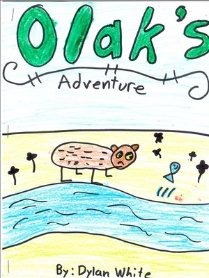 cover image of Olak's Adventure