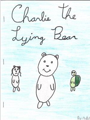 cover image of Charlie the Lying Bear