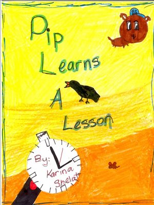 cover image of Pip Learns a Lesson