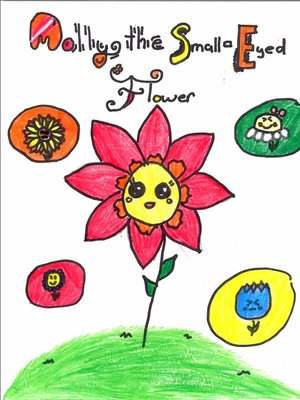 cover image of Molly the Small-Eyed Flower