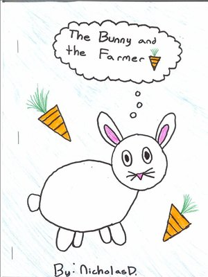 cover image of The Bunny and the Farmer