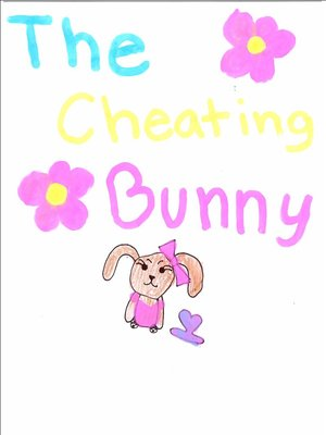 cover image of The Cheating Bunny
