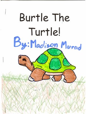 cover image of Burtle the Turtle