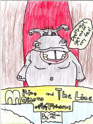 cover image of King Monovo and the Line of Ugly Princessess