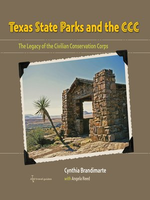 cover image of Texas State Parks and the CCC
