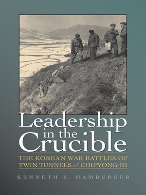 cover image of Leadership in the Crucible