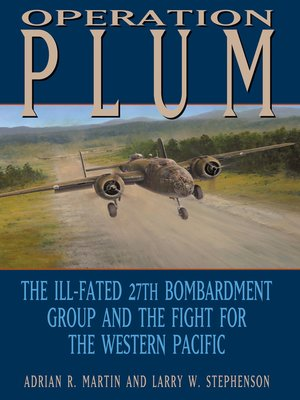 cover image of Operation PLUM