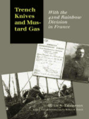 cover image of Trench Knives and Mustard Gas
