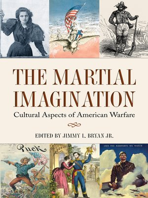 cover image of The Martial Imagination
