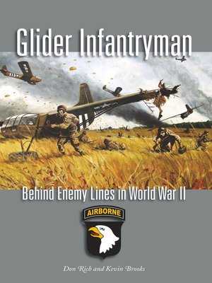 cover image of Glider Infantryman