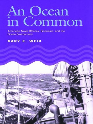 cover image of An Ocean in Common