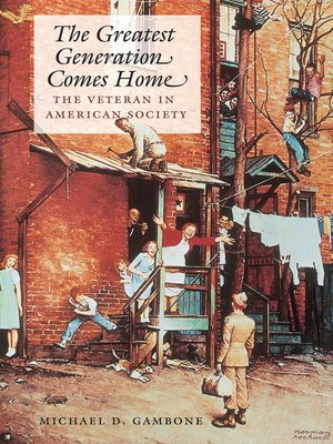 cover image of The Greatest Generation Comes Home