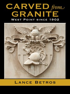 cover image of Carved from Granite