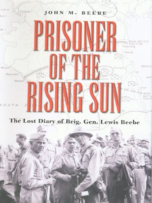 cover image of Prisoner of the Rising Sun