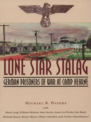 cover image of Lone Star Stalag