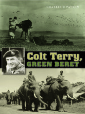 cover image of Colt Terry, Green Beret