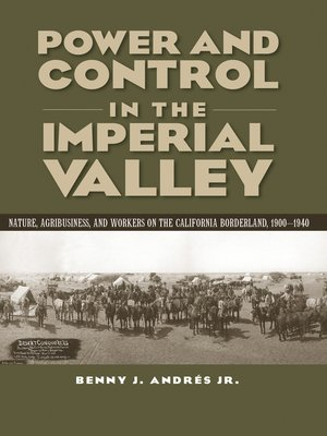 cover image of Power and Control in the Imperial Valley