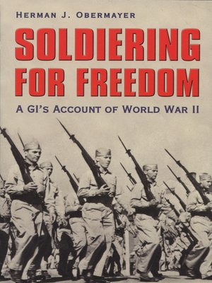 cover image of Soldiering for Freedom