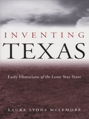 cover image of Inventing Texas