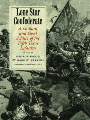cover image of Lone Star Confederate