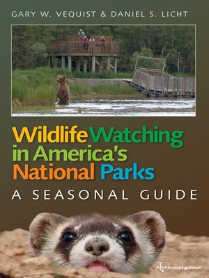 cover image of Wildlife Watching in America's National Parks