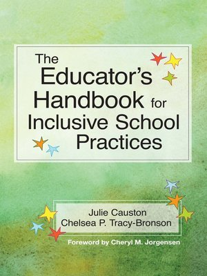cover image of The Educator's Handbook for Inclusive School Practices