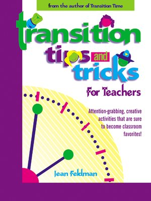 cover image of Transition Tips and Tricks for Teachers