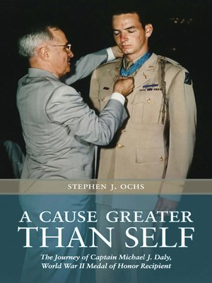 cover image of A Cause Greater than Self