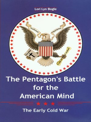 cover image of The Pentagon's Battle for the American Mind