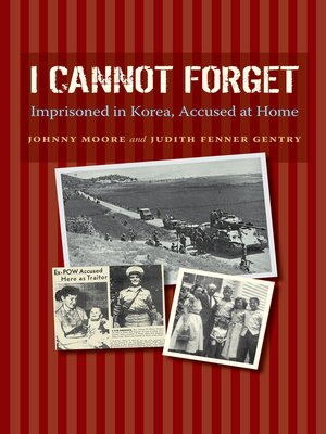 cover image of I Cannot Forget
