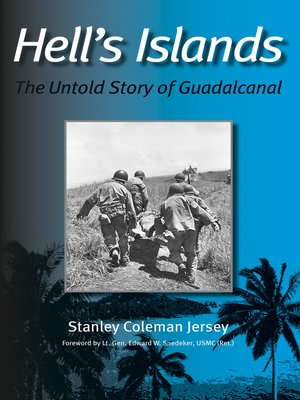 cover image of Hell's Islands