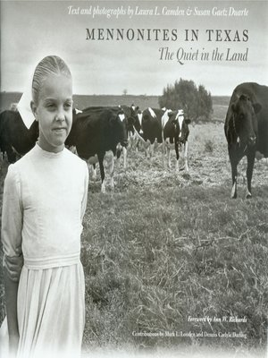 cover image of Mennonites in Texas