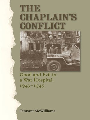 cover image of The Chaplain's Conflict