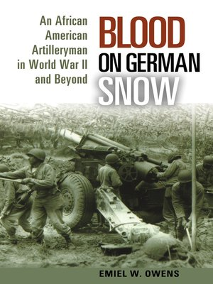 cover image of Blood on German Snow