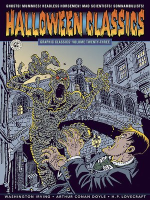 cover image of Halloween Classics
