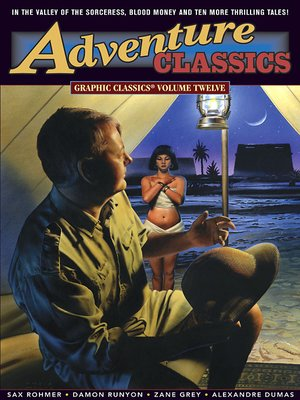 cover image of Adventure Classics