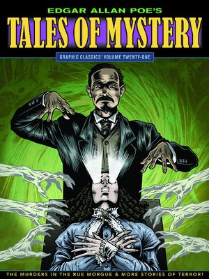 cover image of Poe's Tales of Mystery