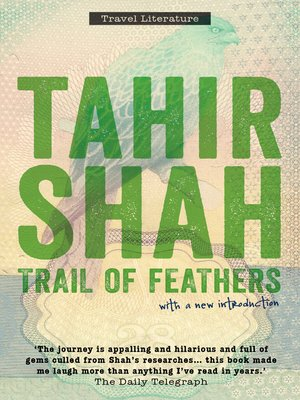 cover image of Trail of Feathers