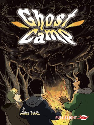 cover image of Ghost Camp