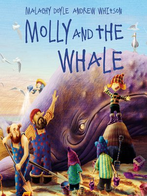 cover image of Molly and the Whale