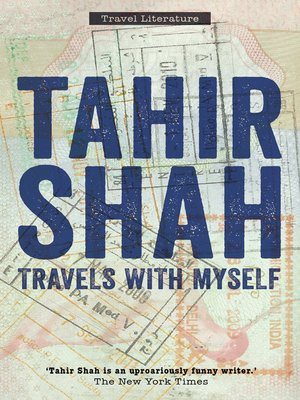 cover image of Travels With Myself