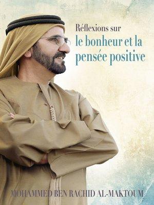 cover image of Réflexions sur le bonheur et la pensée positive