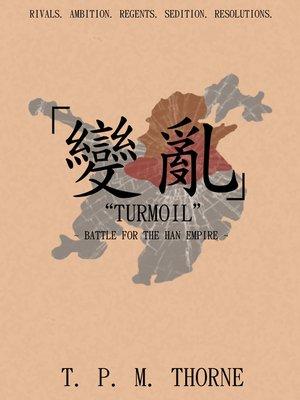 "cover image of ""Turmoil"""